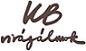 KB virágálmok Logo
